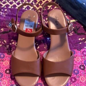 Style & Co. Macy's sandals